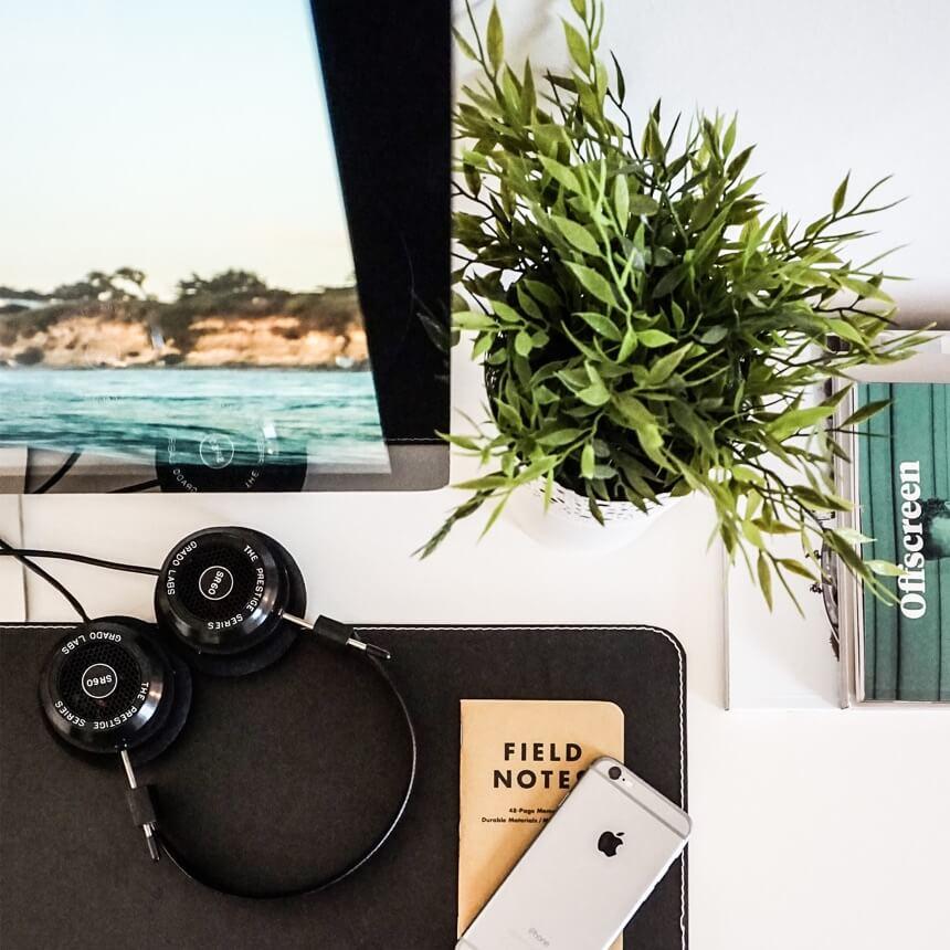 Desk Designer Workspace