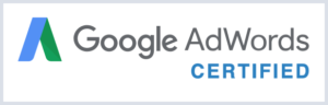 Google AdWords Certified Badge