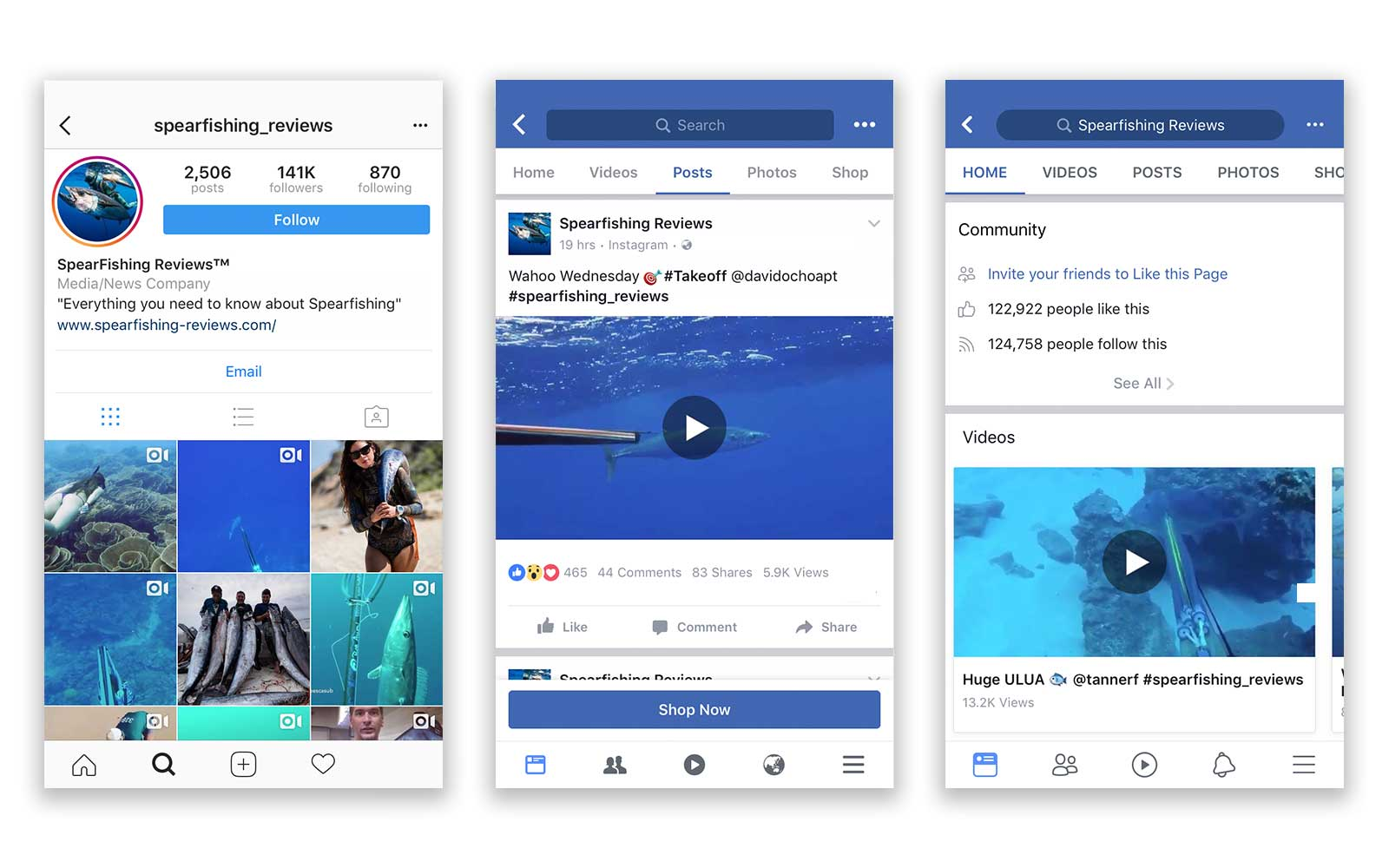 spearfishing_reviews facebook video