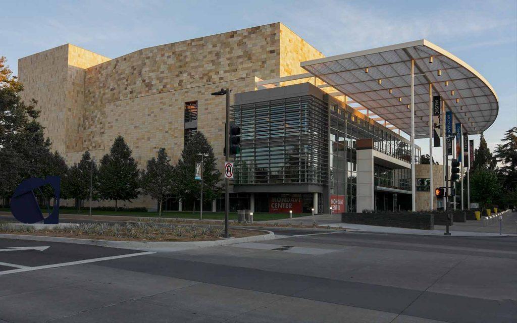Davis, CA Mondavi Center